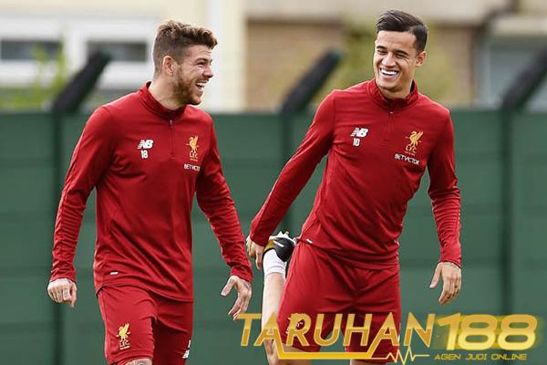 Moreno Coba Yakinkan Coutinho Untuk Tetap Bertahan di Liverpool