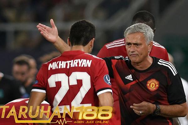 Mourinho Jelaskan Alasan Mengenai Absennya Henrikh Mkhitaryan