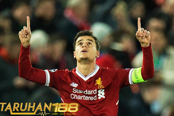 Coutinho Sangat Menikmati Posisi Barunya di Liverpool Pada Musim Ini