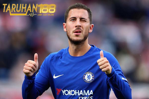 Hazard Tak Permasalahkan Jika Chelsea Bertemu PSG atau Barca