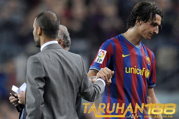 Ibrahimovic Sebut Guardiola Sebagai Sosok Pria yang Kurang Dewasa