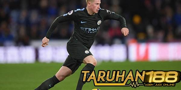 Manchester City Berikan De Bruyne Hadiah Sebuah Kontrak Baru