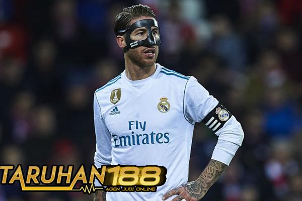 Sergio Ramos Pecahkan Rekor Pemain Dengan Kartu Merah Terbanyak