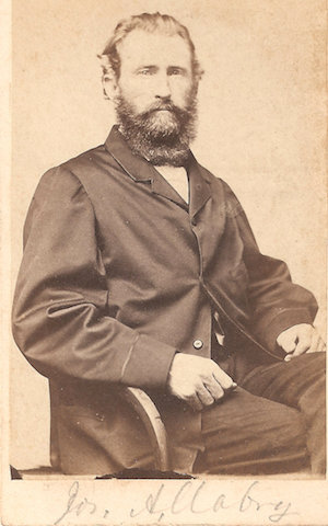 Portrait of Joseph Mabry II