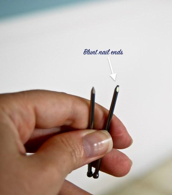 blunt-finishing-nail-heads-arrow