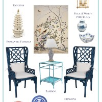 Bring Chinoiserie Chic Style to Any Space