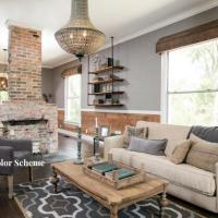 Open Concept Decorating: Lessons from Fixer Upper