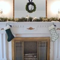 My Southern Christmas Home