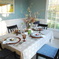 Set a Sophisticated Easter Table