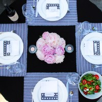 3 Rules to Hosting a Summer Dinner Party