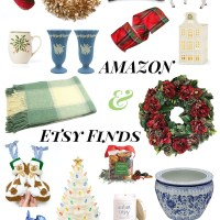 Christmas Decor - Amazon & Etsy Finds