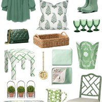 Green Finds Shopping Guide - It's Easy Being Green!