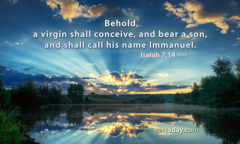 Isaiah 7:14 | News and Views