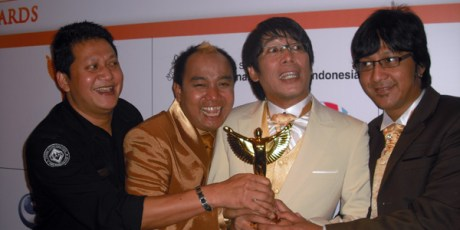 The Winner Of Panasonic Gobel Awards 2010