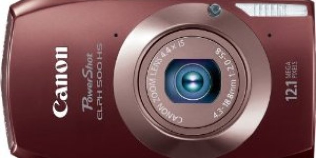 Review Canon PowerShot ELPH 500 HS 12 MP