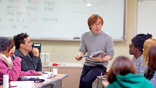 Kuliah di Jurusan Sastra Korea