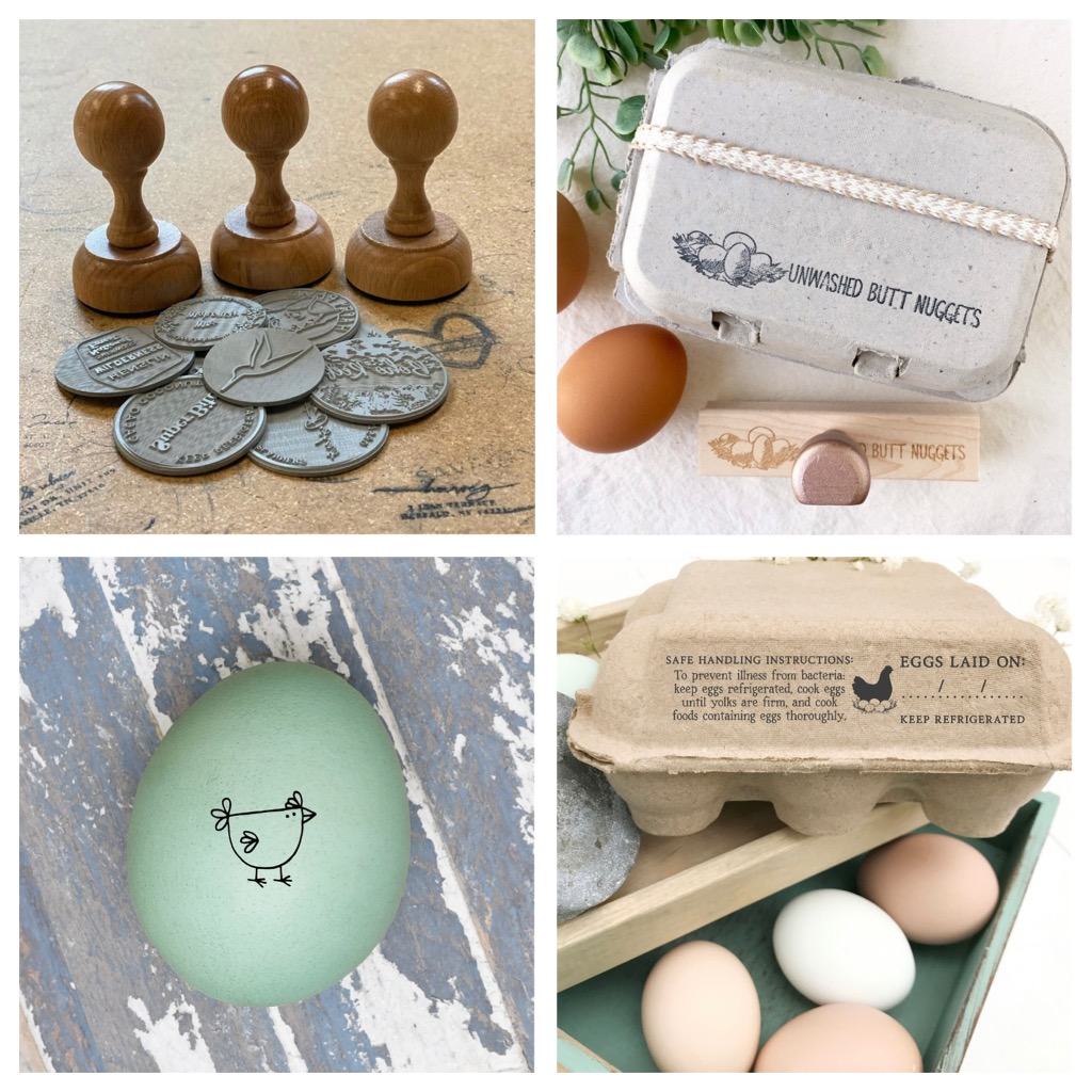 Egg selling supplies