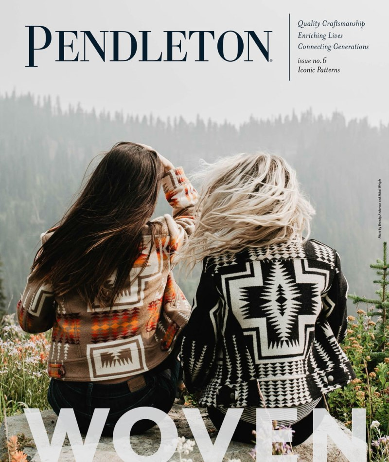 WOVEN - Issue No. 6 - Iconic Patterns Spring 2020