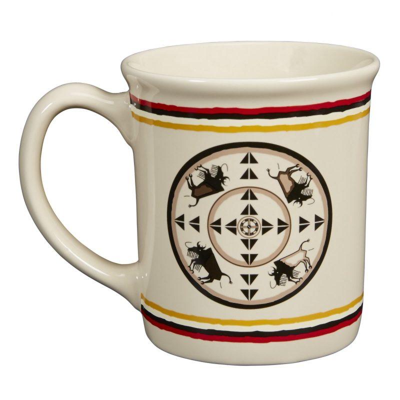 Ceramic Mug - Buffalo Nation