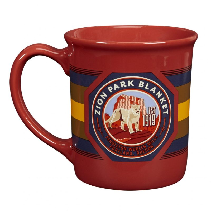Ceramic Mug - Zion