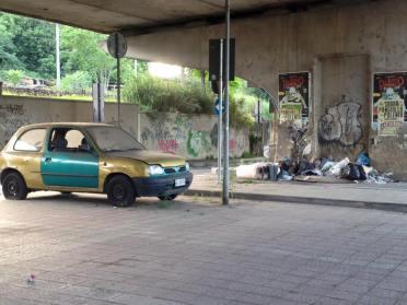 Stazione La Celsa - parcheggio
