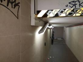 Stazione Labaro - sottopasso