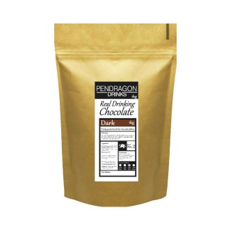 catering hot chocolate, 1kg hot chocolate, 1kg drinking chocolate, artisan hot chocolate, premium hot chocolate