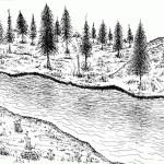 draw a river