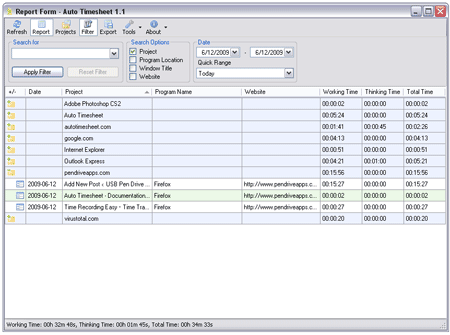 Image Result For Timesheet Software