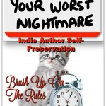 Indie Author Self-Preservation: Brush Up On The Rules