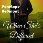 New Regency Romance Short Story: When She's Different