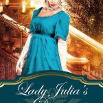 Cover Reveal, Lady Julia's Destiny: A Love To Treasure