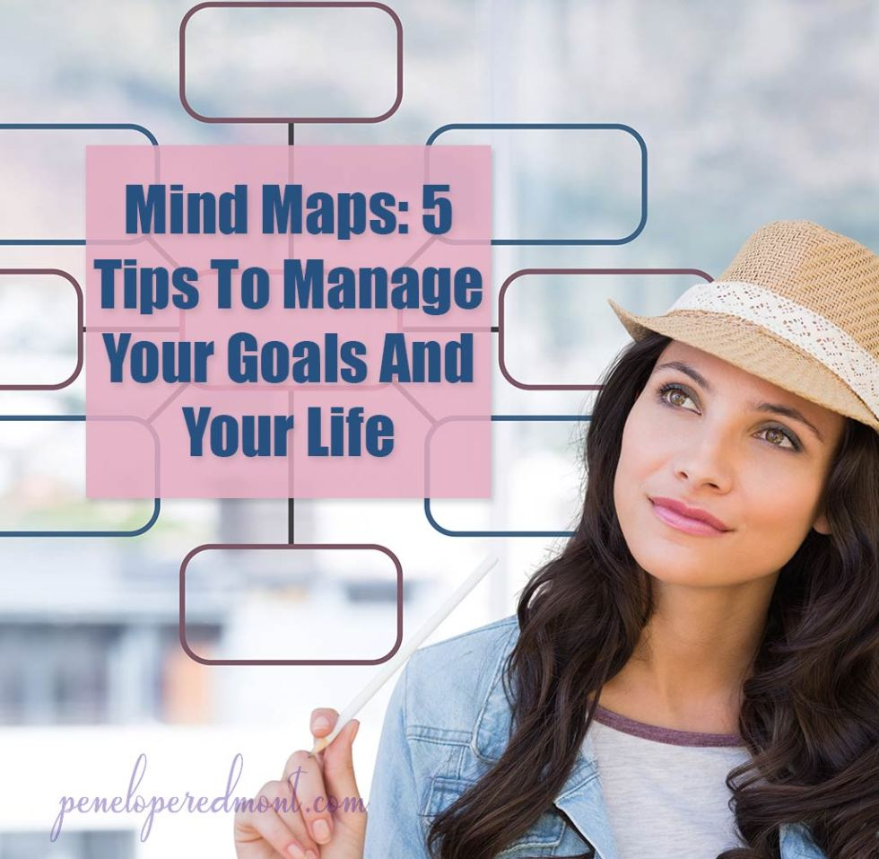 Mind Maps: 5 Tips To Manage Your Goals And Your Life