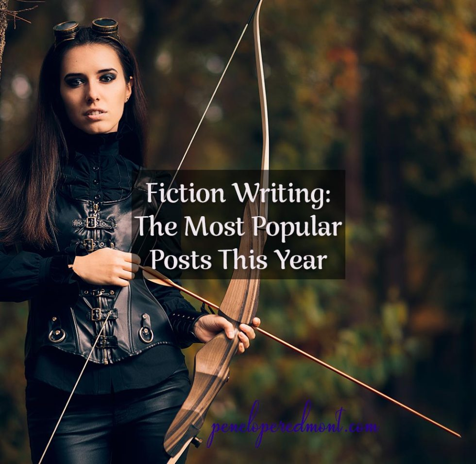 Fiction Writing: The Most Popular Posts This Year