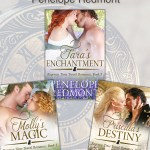 Time Travel And Regency Romance: Three Novels In One Volume