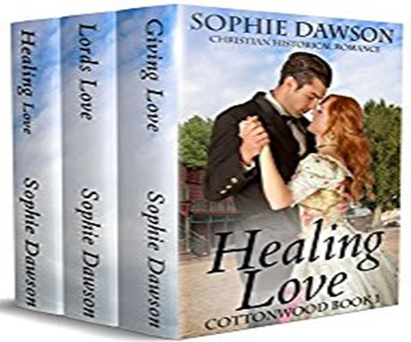 Radio Romance Author interview Sophie Dawson Christian Romance Novelist