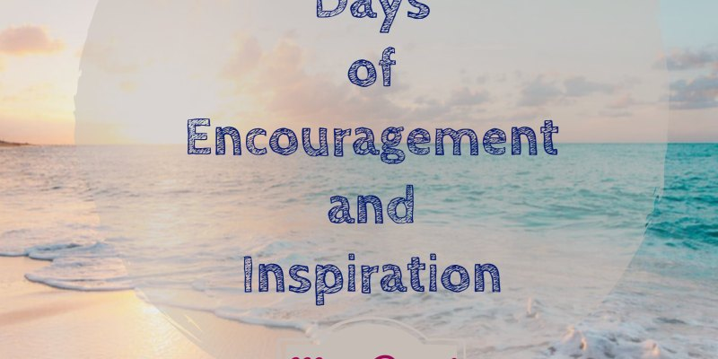 366 Day Encouragement Inspiration and Motivation Calendar August