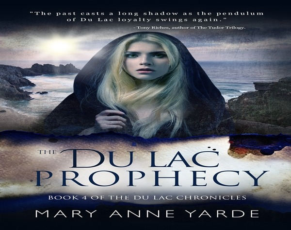 Interview Author Mary Anne Yarde
