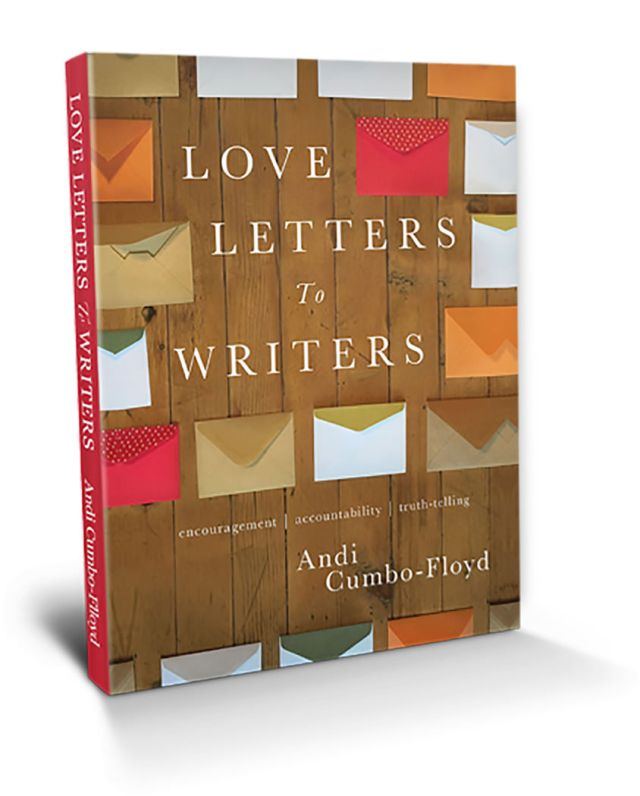 Love Letters to Writers: Andi Cumbo-Floyd