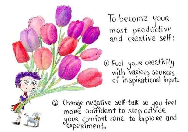 creative habits