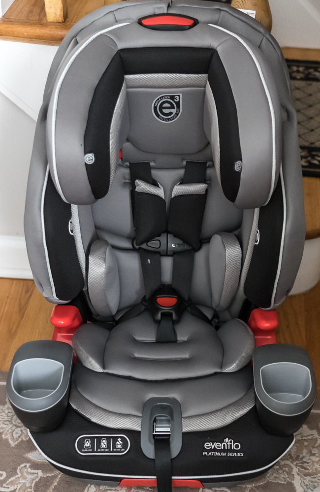 Seat Age Backless Booster