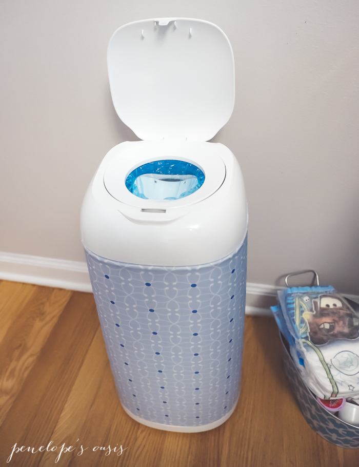 kitchen disposal island with storage and seating a prettier diaper pail » penelopes oasis
