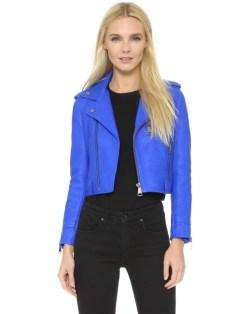 Victoria Victoria Beckham - Classic Biker Jacket $2,053.90