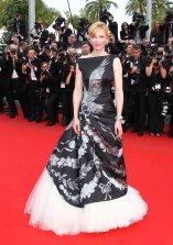Cate Blanchett - Alexander McQueen Cannes Film Festival 2010