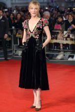 Schiaparelli Couture, London premier of Truth Oct 2015