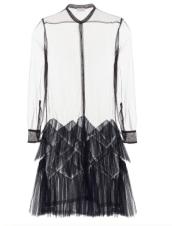 Dries Van Noten - Tulle Dress $866