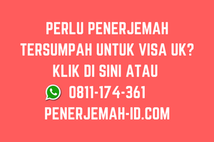 syarat visa uk