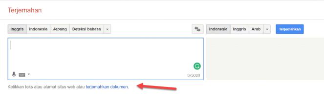 terjemahan online