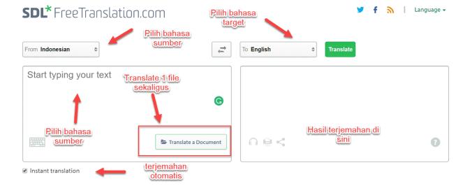 translator online terbaik