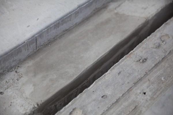 Penetron VO Patch repair